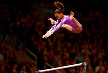 gymnastics :) / by Emily Pepper