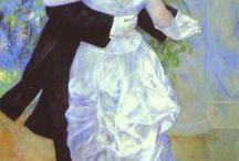 Renoir / Paintings by Renoir