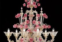 Light It Up / Beautiful and unique chandeliers! Happy Days...Happy Pinning / by Star Rainbow