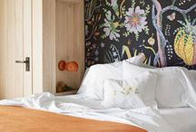 Project Bedroom / Green + orange / by Nicole