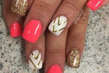 Nail Style / Cool nail colours and styles