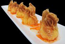Takara Sushi Appetizers