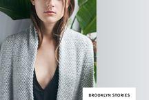 """Winter 14/15 Edito / F&F winter 14/15 edito story """"Brooklyn Stories"""""""
