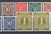 Stamps, Germany, Joint Issues