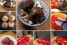 Boulette party faire des boulettes de viande ustensiles de cuisine / Cuisinez rapidement vos plats préférés grâce à cette machine à faire des boulettes de viande... ustensiles de cuisine indispensable. Laissez libre court à votre imagination.