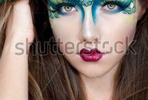 Magical make-up