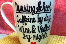 Nursing school / by Britt
