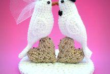 pombinhos noivos