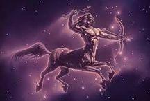 Sagittarius (Fire) / The fire sign.