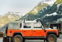 Vintage 4x4s / A growing list of awesome 4x4 trucks, jeeps, all-terrain vehicles.