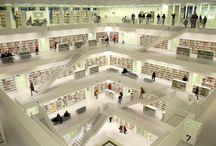 Libraries around the world  / by Decorhaus