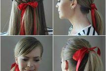 Peinados con Liston