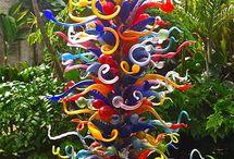 Glassworks. / Fluid art.