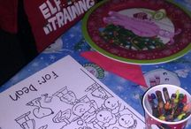 The elf is back 2013 / by Jenny Fazzolari