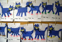 Pete the Cat / by Louanne Jorgenson