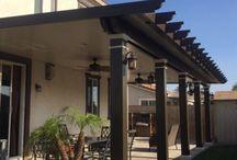 Terraces & Patio