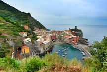 Visit Liguria / Pesto originated here and Liguria is also home of the Cinque Terre, five ocean side villages that are picture perfect and fun to hike.