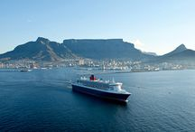 Cunard Cruise Destinations