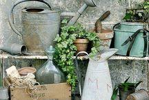 Vintage Outdoors & Gardening