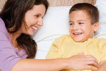 Parents and Children Bonding