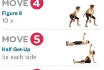 Dumbell exercise
