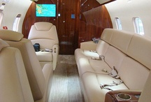 private jets