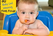 Baby led weaning / by Sarah Voordouw