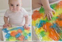 Kreativitet med børn