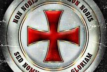 Non nobis Domine... / pobres caballeros de cristo