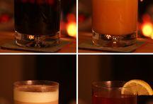 Heiße Drinks für kalte Wintertage