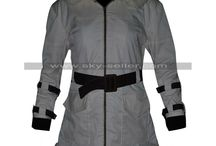 Sherry Birkin Resident Evil 6 Fur Coat / Get this Resident Evil 6 Fur Leather Coat from Sky-Seller online store at most affordable price with free Shipping.