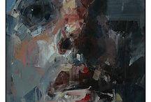 portret verf