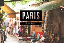Travel |Paris|