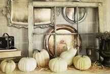 Thanksgiving / Halloween Inspired