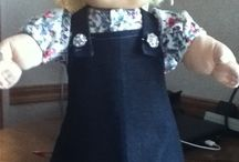 Ideas for Cabbage Patch doll clothes