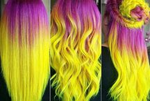 Crazy Color Hair