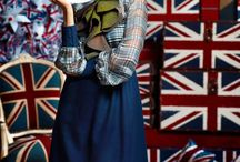 God Save the Brits / Anglophile Style / by Hannah Greene
