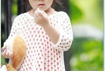 roupas de crochê infantil