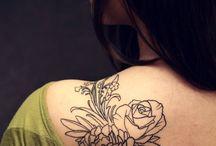 Mine - tattoo project