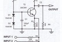 audió keverő