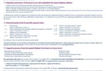 ESAMI DI STATO ABILITANTI ALLA PROFESSIONE DI AGROTECNICO E DI AGROTECNICO LAUREATO / Sulla Gazzetta Ufficiale n. 35 – 4° Serie speciale concorsi del 3 maggio 2013, è stata pubblicata l'Ordinanza del Ministero dell'Università che indice la Sessione 2013 degli esami di Stato abilitanti alla professione di Agrotecnico e di Agrotecnico laureato: le domande entro il 3 giugno 2013.