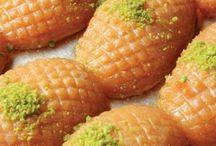 Türk mutfağından lezzetler