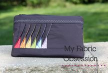Sewing for Bags & Pouches / A collection of sewing tutorials for bags and pouches