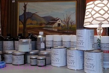 Amy Howard At Home / Some of the projects our customers have made with Amy Howard At Home paints and finishes.  Call the store to reserve a place in our next try-it workshop!