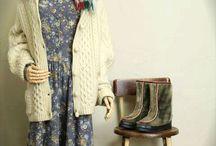 Laura  Ashley / Designer's brand.   So lovely!!