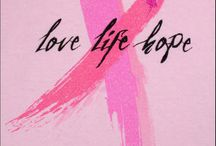 Breast cancer awareness / by Nancy Craven