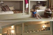 Bedroom Ideas (kids) / Love it