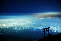 夜景&景色