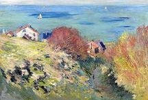 Claude Monet (Paesaggi)
