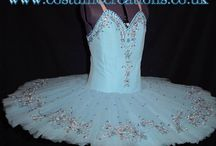 dreamy ballet costumes